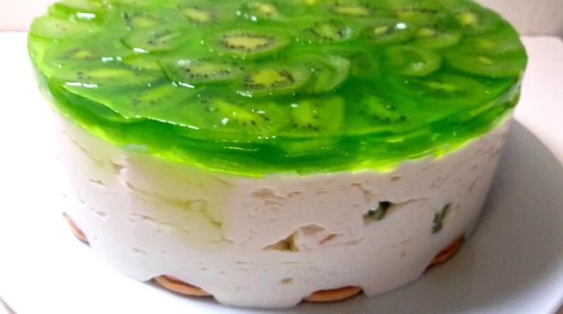 Торт «Наслаждение» без выпечки: раз, два – и все довольны