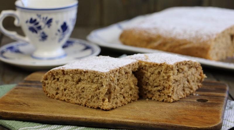 Постный пирог «Монастырский» за 30 минут