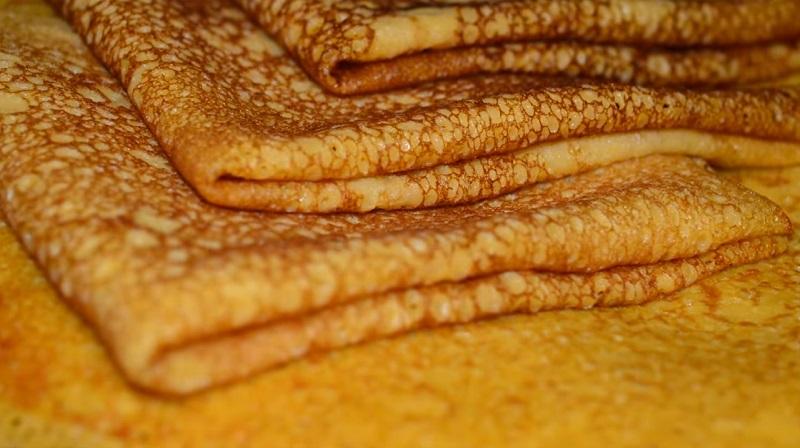 Ажурные тыквенные блинчики: вкусные и ароматные