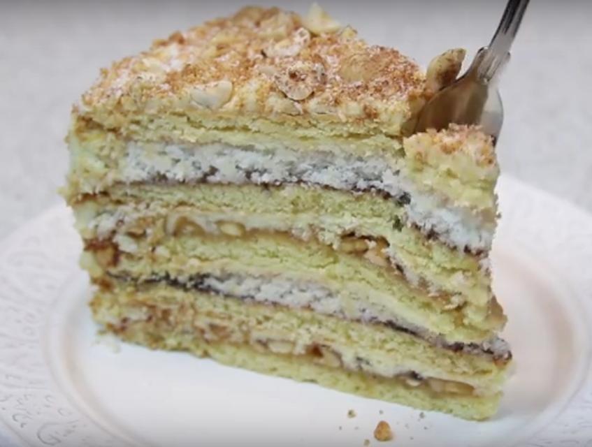 Восхитительный торт «Стефания»