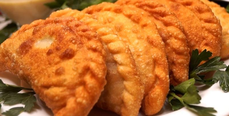 Пирожки «Посикунчики»: по старинному рецепту