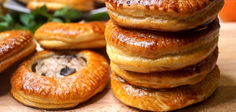 Пирожки «Гусарики» с фаршем: обязательно нужно попробовать