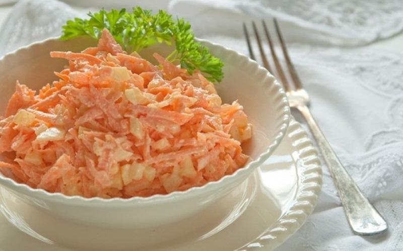 Диетический салат каждый вечер: для идеальной фигуры