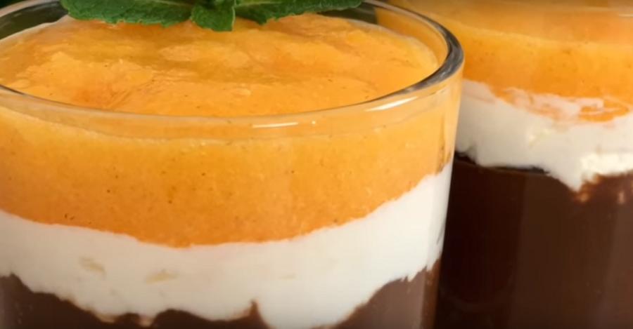 Шоколадный мусс: вкуснейший десерт