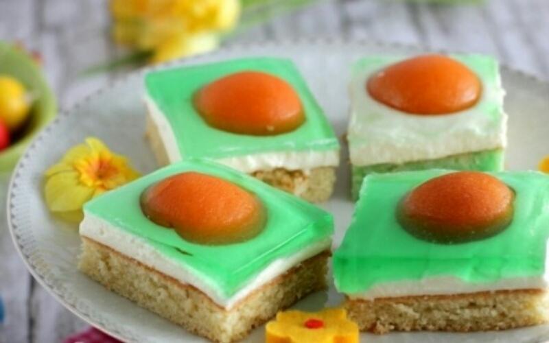 """Божественные пирожные """"Глазунья"""": не только очень красиво, но и мега вкусно"""