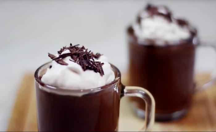 Самый идеальный шоколадный мусс за 15 минут