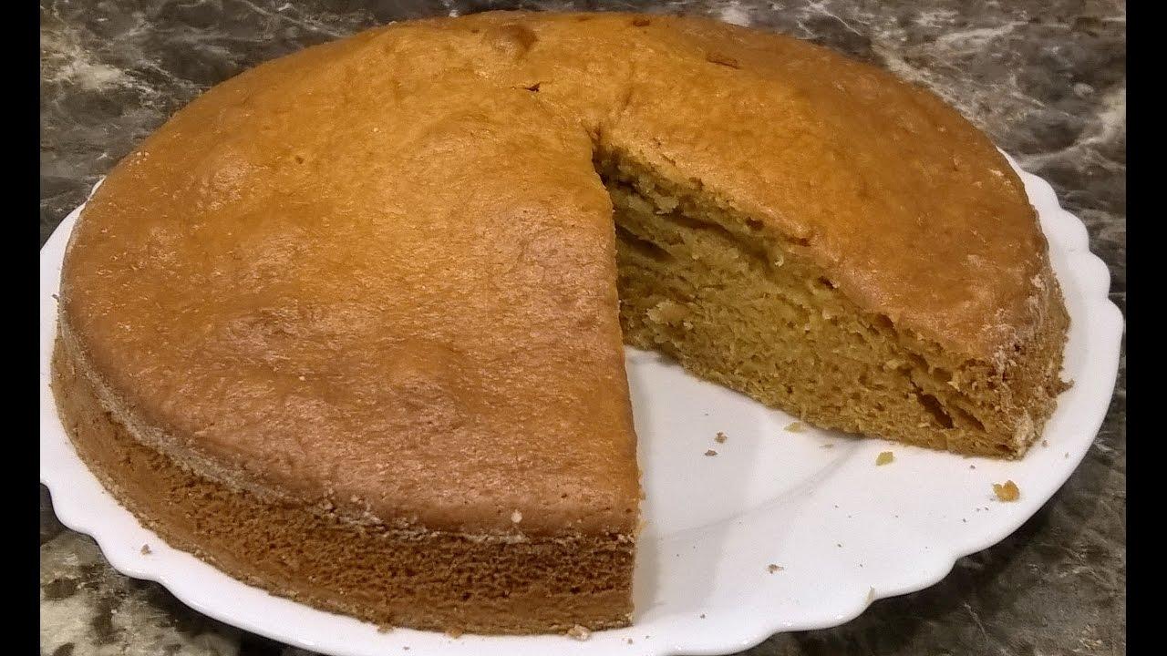 """Самый простой пирог к чаю """"Тяп-ляп и готово"""""""
