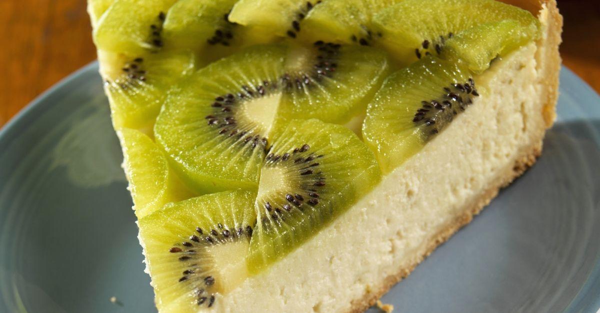 Вкуснейшая запеканка из творога с киви и бананом