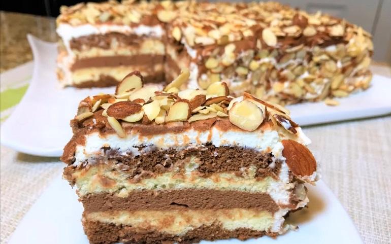 Вкусный домашний торт: в доме всегда праздник
