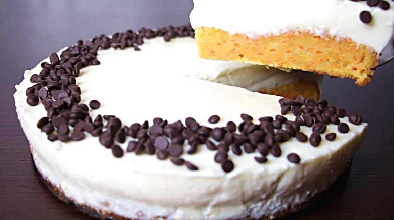 Торт «Лакомка»: просто тает во рту