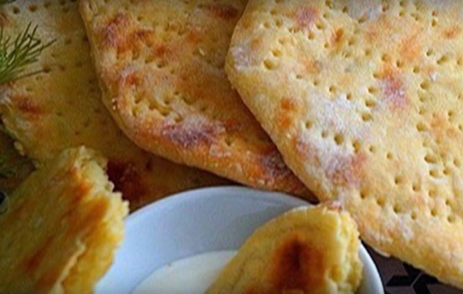 Финские картофельные лепешки