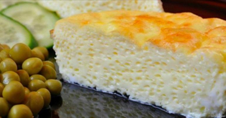 Ностальгический рецепт завтрака: пышный омлет в духовке