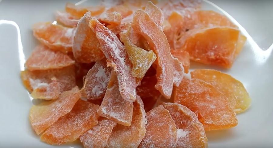 Цукаты из тыквы - вкусный и полезный десерт