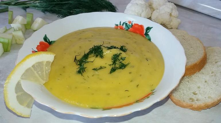 Овощное рагу ассорти и крем-суп: два варианта подачи вкусного постного блюда