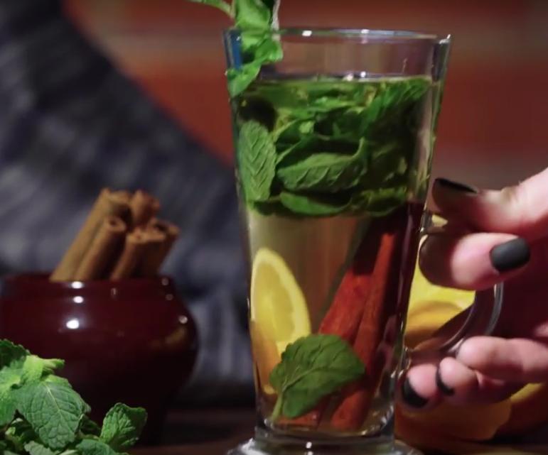 """Бесподобно вкусный """"Марокканский чай"""""""