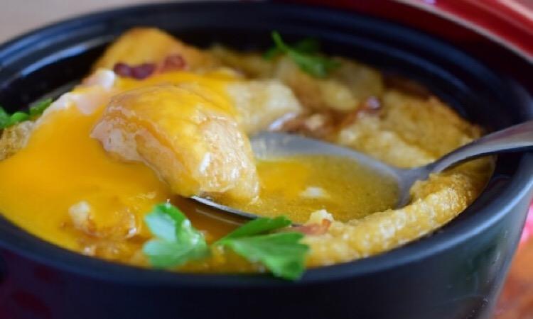 Вкуснейший Испанский чесночный суп