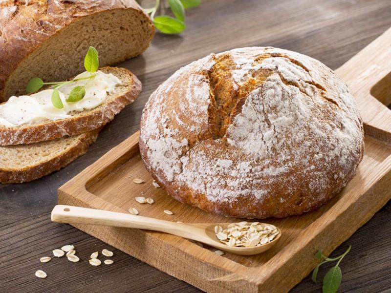 Вкуснейший овсяный домашний хлеб