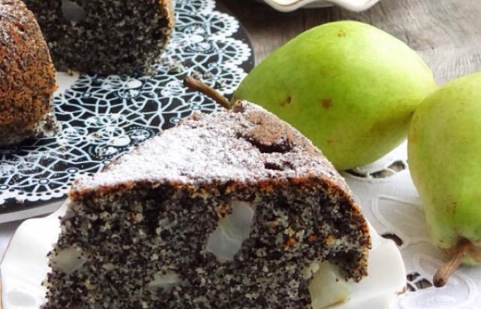 Готовим в мультиварке: вкуснейший постный маковый пирог