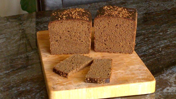 Потрясающий Бородинский хлеб на закваске