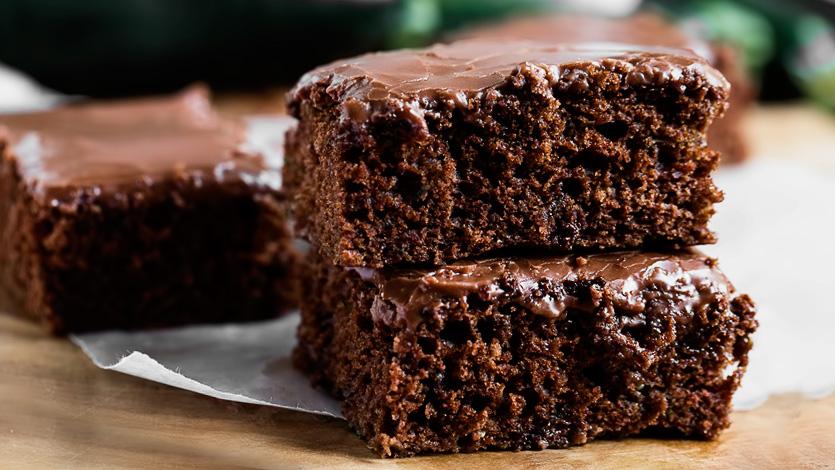 Шоколадное настроение: готовим пирог за 30 минут
