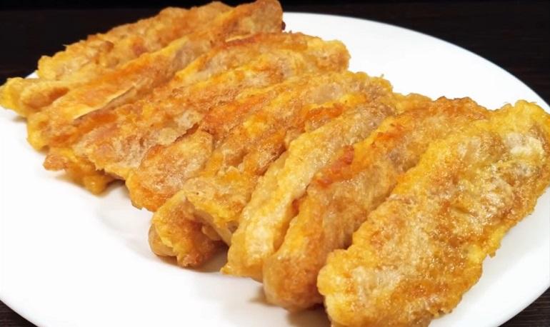 Острые рыбные палочки, маринованные в соевом соусе: быстрая закуска