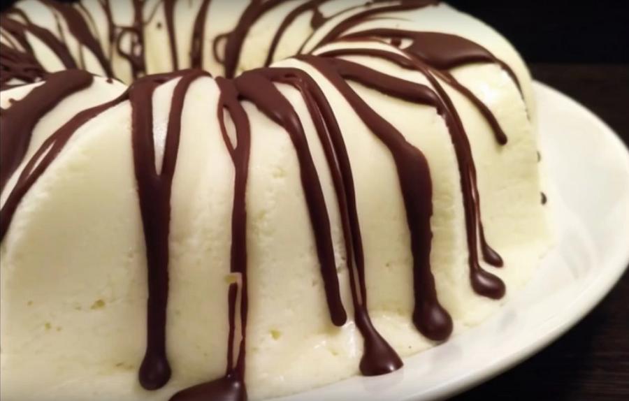 """""""Облако в Шоколаде"""" - торт без выпечки"""