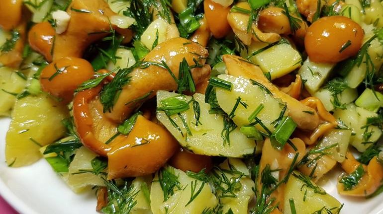 Картофельный салат с безупречным вкусом: все гениальное – просто
