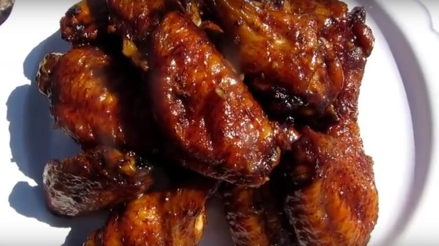 Сказочно вкусные куриные крылышки! Всегда сочные