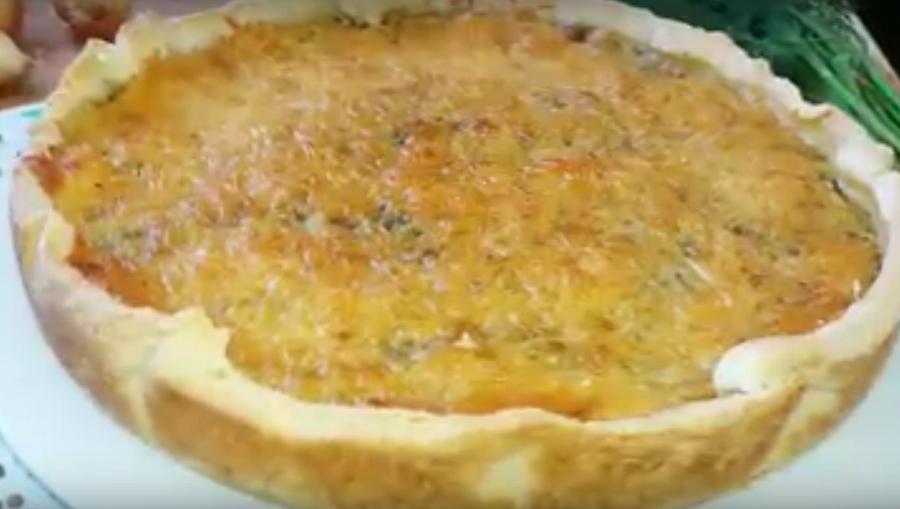 Сочный Пирог в Духовке на скорую руку. Вкус просто Потрясающий!👍
