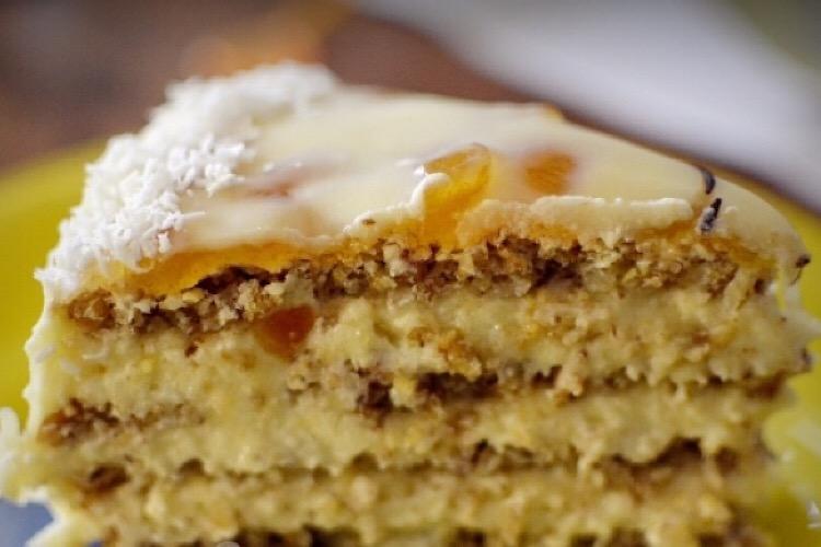 Обалденный торт «Венгерская сказка»