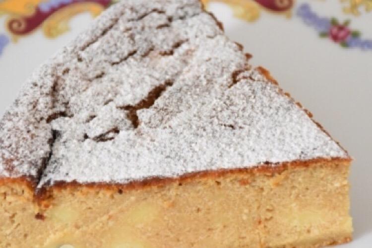 Восхитительный десерт из манки и рикотты