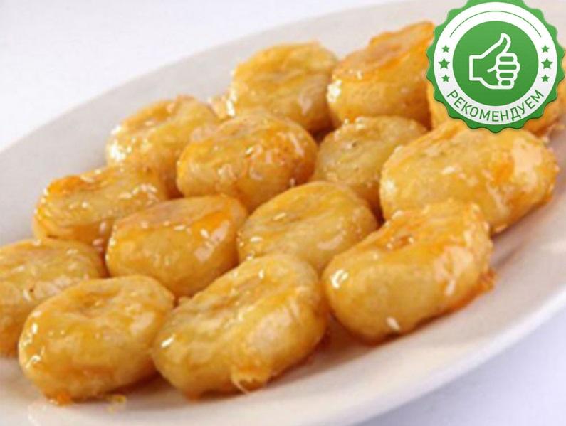 Медовые бананы - вкусное лакомство для всей семьи