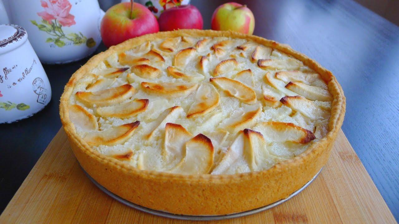 Цветаевский яблочный пирог по старому забытому рецепту