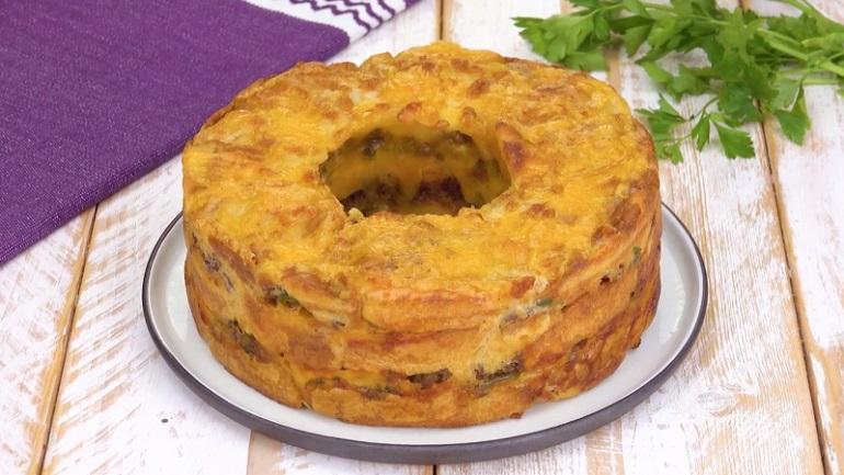 Вкуснейшие пироги из хлеба: с разной начинкой