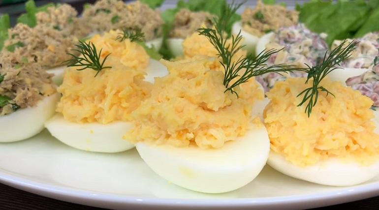 Остались яйца после Пасхи? Вот что можно из них сделать!
