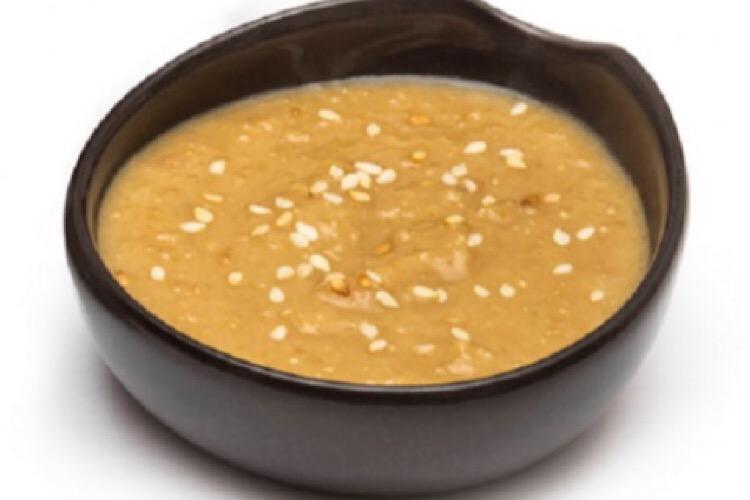 Потрясающе вкусный ореховый соус
