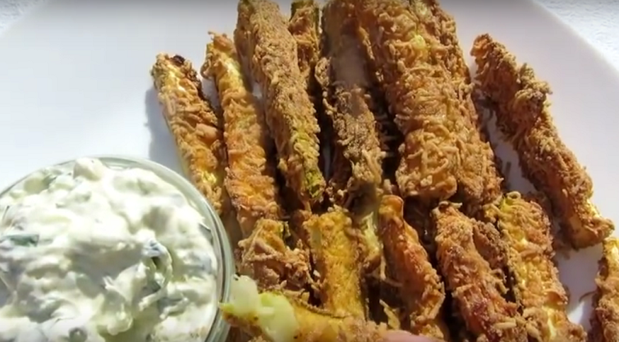 Как приготовить кабачки в духовке - быстро, просто и очень вкусно