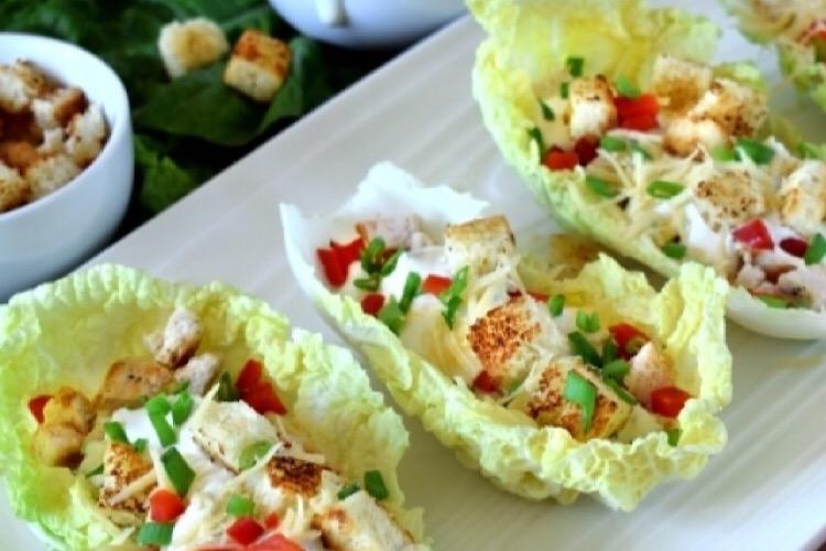 Вкуснейший салатик с индейкой