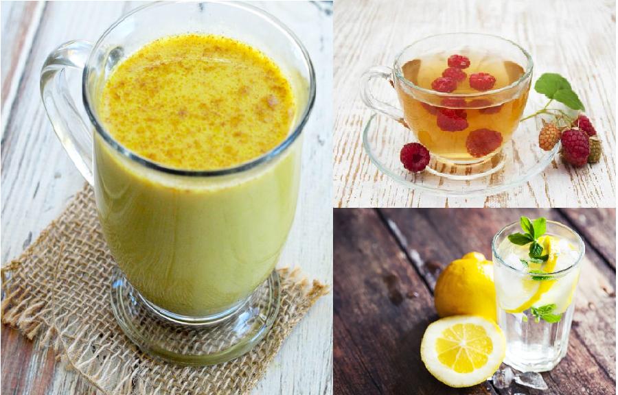 3 простых напитка для гормонального баланса