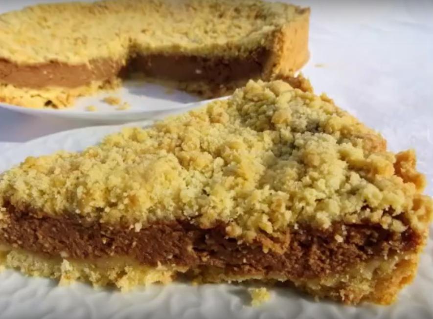Этот пирог что-то невероятное! Бесподобный рецепт из простых продуктов