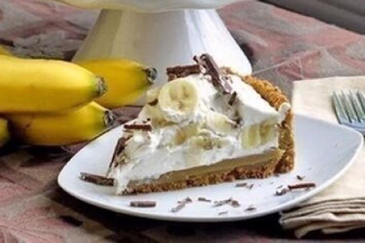 """Восхитительный десерт без выпечки """"Баноффи"""""""