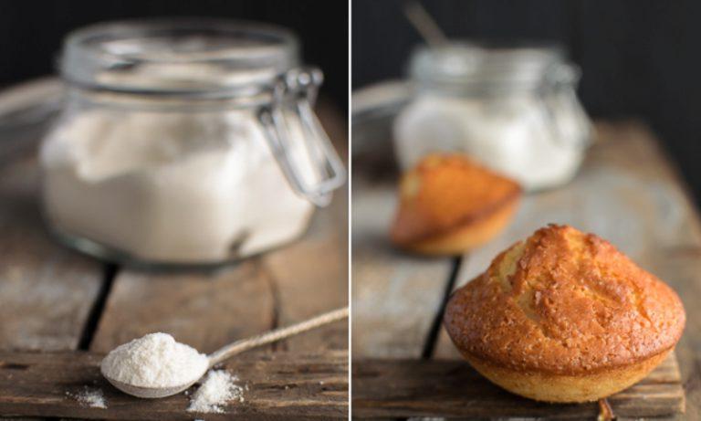 В чем разница между разрыхлителем и содой?
