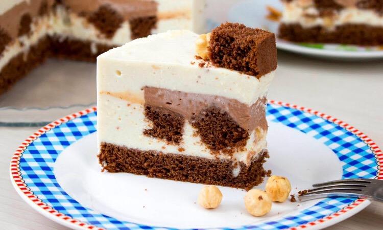"""Божественный тортик """"Диабелла"""""""
