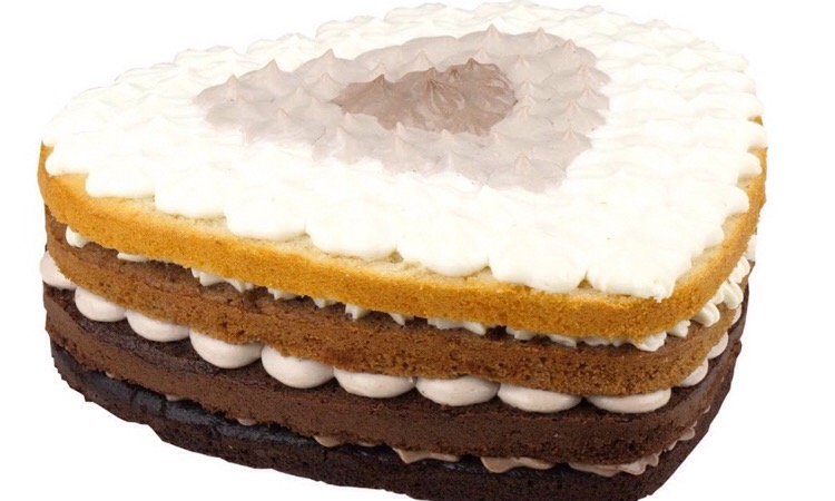 """Шедевральный шоколадный торт """"Омбре"""""""