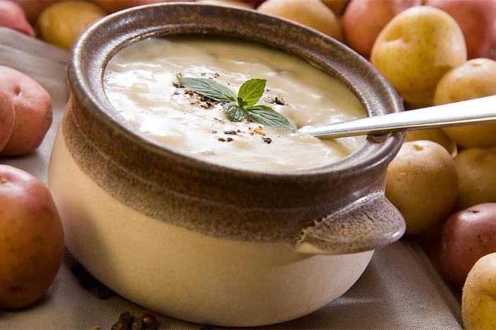 Молочный суп с картофелем: необычное и вкусное блюдо