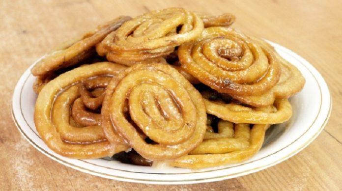 Обалденная индийская сладость «Джалеби» своими руками