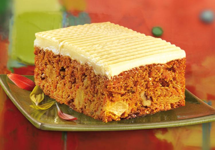 Идеальное морковное пирожное - десерт для тех, кто следит за фигурой
