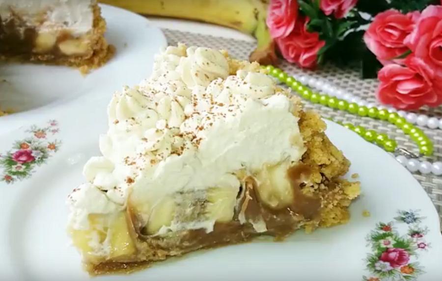 Торт без выпечки – изумительное сочетание и шикарный вкус