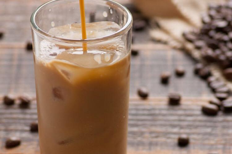 Обалденный холодный кофе