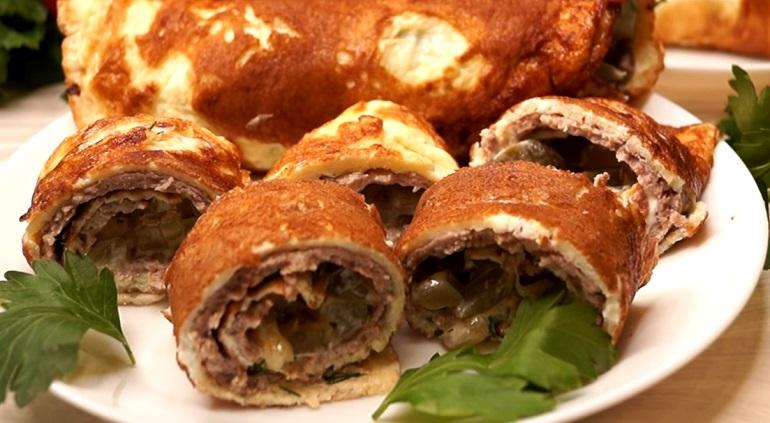 Бризоль из фарша: изысканное блюдо для завтрака или ужина